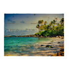 Hadley House Co 'Turtle Beach' by Kelly Wade Photographic Print Plaque