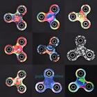 3D Colorful Fidget Hand Spinner Finger EDC Focus Stress Reliever Toys Kids Adult