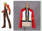 NEW THE KING OF FIGHTERS KOF ROCK HOWARD Jacket uniforms cosplay costume:ee