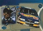 KYLE PETTY AUTOGRAPHED 1999 UPPER DECK RACING NASCAR PHOTO TRADING CARD #69