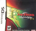 Metroid Prime: Hunters First Hunt Demo Edition (Nintendo DS) Lite DSi xl 2ds 3ds