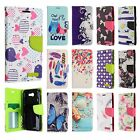 For Samsung Galaxy Express Prime 2 Leather Wallet Case Pouch Flip Phone Cover