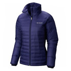 Women's Columbia Plus Powder Pillow Hybrid Puffer Jacket Nightshade NWT 1X