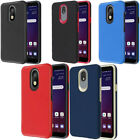 For ZTE ZMAX Champ Z917VL Frosted TPU CANDY Gel Flexi Skin Case Phone Cover