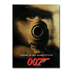 James Bond 007 Poster Art Silk Movie Poster 13x18 24x32 inch J266 $5.24 USD on eBay