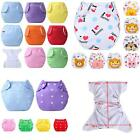 snappies cloth nappies - Baby Kids Diaper Cover Adjustable Reusable Nappies Cloth Wrap Diapers Bluelans