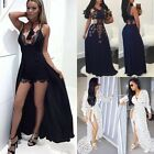 Women's Elegant Maxi Long Dress Summer Cocktail Party Prom Casual Hoilday Gowns