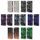 ELISABETH FREDRIKSSON SHATTERED COLLECTION LEATHER BOOK CASE FOR iPOD TOUCH