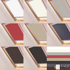 BLACKOUT SKYLIGHT BLINDS FOR KEYLITE WINDOWS EVERY SIZE & COLOUR (SKYE MODEL)