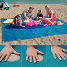 Waterproof Magic Sand Free Beach Mat Outdoor Picnic Camping Solid Large Mattress