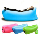 Inflatable Sofa Air Bed Lounger Chair Bean Bag Seat  Couch Outdoor Picnic