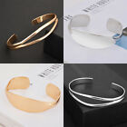 Hot Sale Women Jewelry Casual Cool Alloy Open Cuff Bangle Charm Bracelet