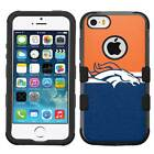 Denver Broncos #SJ Hybrid Armor Case for iPhone SE/6/s/7/Plus/Galaxy S7/S8/Plus