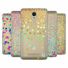HEAD CASE DESIGNS CONFETTI HARD BACK CASE FOR XIAOMI PHONES