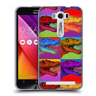 OFFICIAL HOWIE GREEN DINOSAURS SOFT GEL CASE FOR AMAZON ASUS ONEPLUS