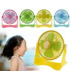 Mini Portable USB Powered Super Mute Electric Desk Cooling Fan Air Conditioner