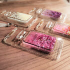 Ladies Shiny quicksand Perfume bottles silicone Case cover For iPhone6 6S 7 Plus
