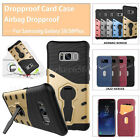 New ShockProof Airbag Dropproof Case Cover for Samsung Galaxy S8 S8 Plus PU Jazz