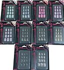 STYLE ESSENTIALS Press-On Artificial Nails 12 Nails Your Choice of Styles VHTF