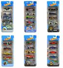 Hot Wheels Car Collections 5 pack Die Cast great stocking filler kids gift idea