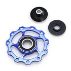 11T MTB Road Bike Aluminum Alloy Bearing Jockey Wheel Rear Derailleur Pulleys