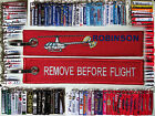 Keyring Robinson Helicoper R44  in red Remove Before Flight keychain