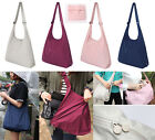 Fabric Waterproof Foldable Crossbody Shoulder Bag Rainy Day GYM Travel Picnic