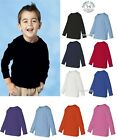 rabbit skins t shirts - Rabbit Skins Toddler Long Sleeve T Shirt  Boys Girls Tee 3311 Sizes 2T 3T 4T 5/6
