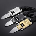 Men's Stainless Steel Multi-function Knife Key Chain , Necklace & Pendant