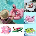 Cute Baby Inflatable Swim Floats Raft Swimming Pool Ring Water Sports Beach Toy