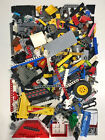 LEGO 1Kg Mixed Assorted Genuine Bricks - Approx 800 pieces plus 2 minifigures