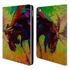 OFFICIAL MARION ROSE DEER LEATHER BOOK WALLET CASE COVER FOR APPLE iPAD