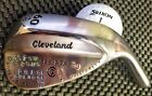 CLEVELAND 588 TOUR ISSUE RTX RAW WEDGES, THE SIZE & SHAPE OF TOUR ACTION 588s