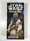 "TUSKEN RAIDER 12"" STAR WARS COLLECTOR SERIES POTF2 1/6th 1996 Hasbro Sealed $1.24 CAD"
