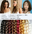 DIY Hair Extension Women Beach Braided Headband Plaited Hair Band Headpiece Chic