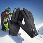 Touch Screen Windproof Waterproof Outdoor Sport Unisex Cycling Skating Gloves