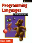 Programming Languages: Concepts and Constructs (2nd Edition) by Ravi Sethi