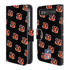 OFFICIAL NFL 2017/18 CINCINNATI BENGALS LEATHER BOOK CASE FOR BLACKBERRY ONEPLUS