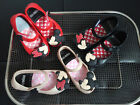 Cartoon Mickey Mouse Mini Kids Sandals Jelly Toddler Girl Princess Shoes Remake