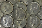(20 pc) ROLL OF MIXED DATE 1965-1969 40% SILVER KENNEDY HALF DOLLARS 50c  (1)