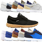 Supra Mens Hammer Run Lace Up Active Gym Sport Lo Top Colours Trainer