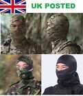 BALACLAVA ARMY FACE MASK VEIL SCARF TACTICAL AIRSOFT MULTCAMO MTP BLACK DPM SAS