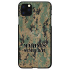 Hard Case Cover for iPhone 5 SE 6 S 7 8 PLUS X Camo Marines Semper Fi