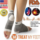 Plantar Fasciitis Compression Socks By Treat My Feet, Morning Foot Pain Relief