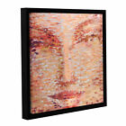 ArtWall JC Pino's Reflections In Pink, Gallery Wrapped Floater-framed Canvas