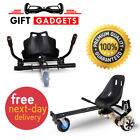 HoverKart Bundle Hover Kart For Segway  Board Electric Scooter Handle Case