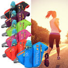 SportS Runing Waist Bum Bag Fanny Pack With Water Bottle Holder Phone Pouch