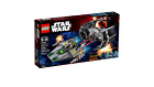 LEGO Star Wars - Vader's TIE Advanced vs. A-Wing Starfigh (75150)  OVP / BOXED