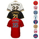 MLB Majestic Current Players Official Cool Base Team Home Away Alt Jersey Men's