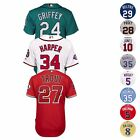 MLB Official Majestic Authentic On-Field Cool Base Team Player Men's Jersey 6300
